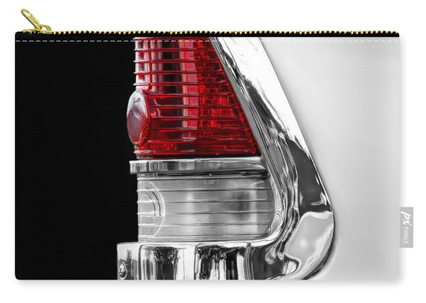 1955 Chevy Rear Light Detail Carry-all Pouch