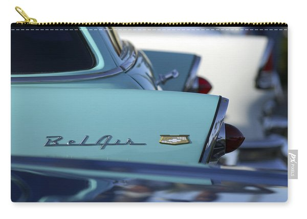 1956 Chevrolet Belair Nomad Rear End Carry-all Pouch