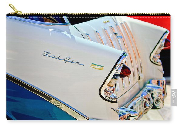 1956 Chevrolet Belair Nomad Taillights Carry-all Pouch