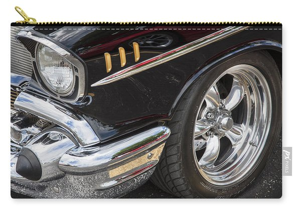 1957 Chevrolet Bel Air Beauty Carry-all Pouch
