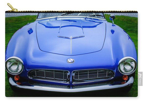 1958 Bmw 507 Series II Roadster -1042c Carry-all Pouch