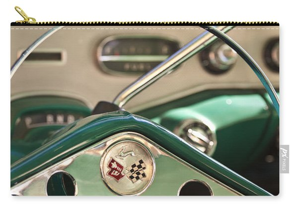1958 Chevrolet Impala Steering Wheel Carry-all Pouch