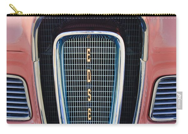 1958 Edsel Pacer Grille Emblem Carry-all Pouch