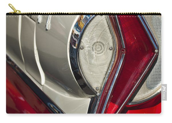 1958 Edsel Wagon Tail Light Carry-all Pouch