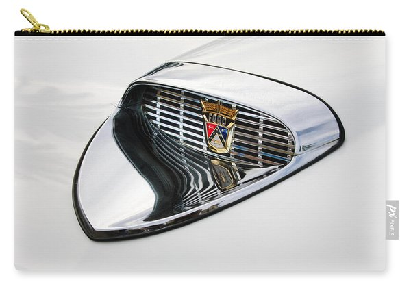 1958 Ford Hood Emblem Carry-all Pouch