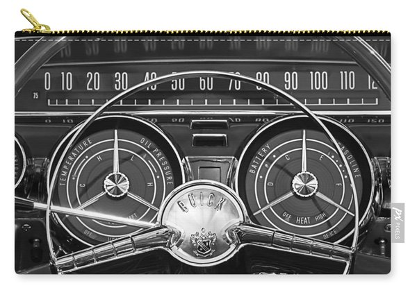 1959 Buick Lasabre Steering Wheel Carry-all Pouch