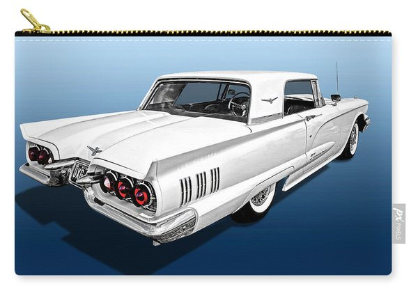 1960 Ford Thunderbird Carry-all Pouch