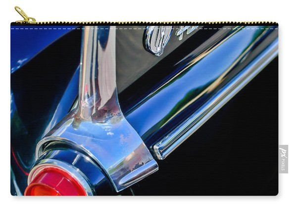 1960 Studebaker Hawk Coupe Taillights And Emblem Carry-all Pouch