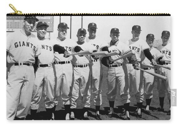 1961 San Francisco Giants Carry-all Pouch