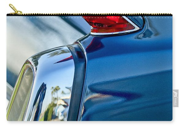 1962 Cadillac Deville Taillight Carry-all Pouch