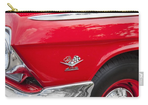 1962 Chevy Impala 409 Carry-all Pouch