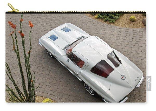 1963 Chevrolet Corvette Split Window -440c Carry-all Pouch