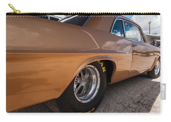 1963 Pontiac Lemans Race Car Carry-all Pouch