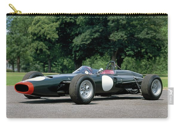 1964 Brm P261 Formula 1 Single-seat Carry-all Pouch