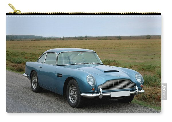 1965 Aston Martin Db5 Gt Vantage Carry-all Pouch