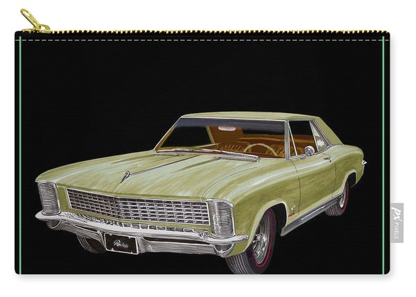 1965 Buick Riviera Gran Sport Carry-all Pouch