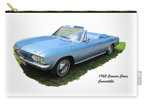 1965 Corvair Corsa Convertible Carry-all Pouch