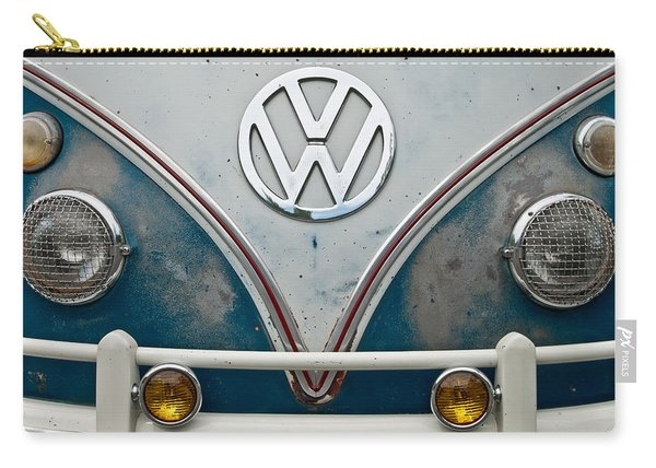 1965 Vw Volkswagen Bus Carry-all Pouch