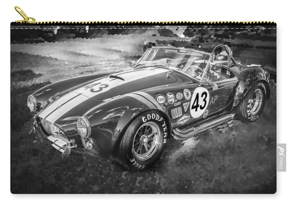 1966 Ford Ac Cobra 427 Big Block Bw Carry-all Pouch