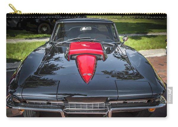 1967 Chevrolet Corvette 427 435 Hp Carry-all Pouch