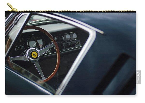 1967 Ferrari 275 Gtb-4 Berlinetta Carry-all Pouch