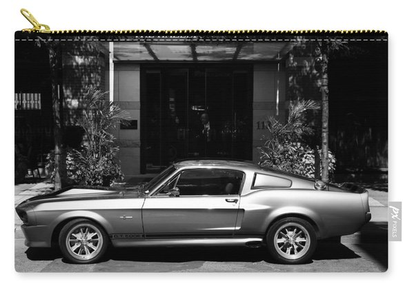1967 Shelby Mustang B Carry-all Pouch