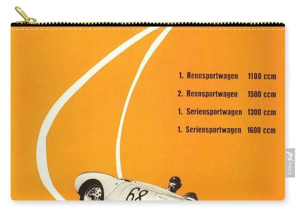 1968 Porsche Sebring Florida Poster Carry-all Pouch