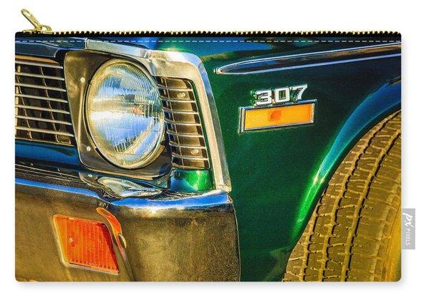 1970 Chevrolet Nova Headlight Emblem Carry-all Pouch