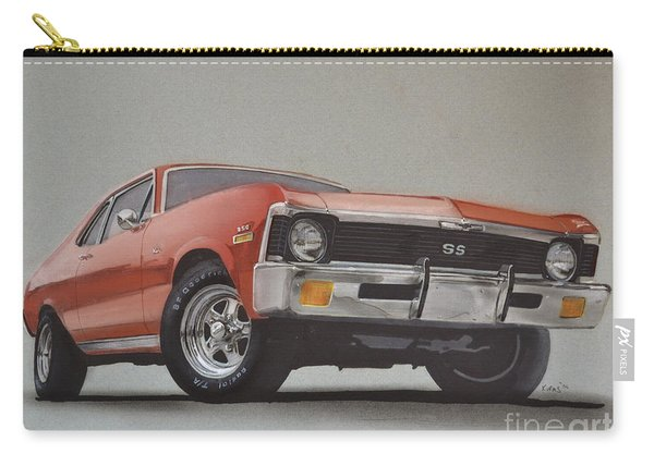 1970 Nova Carry-all Pouch