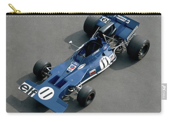 1970 Tyrell-cosworth 001, 3.0 Litre F1 Carry-all Pouch