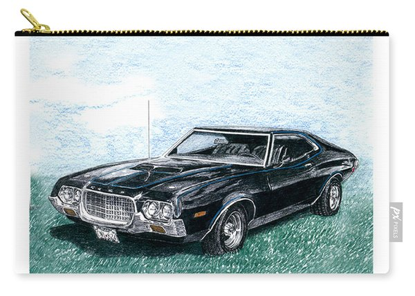 Ford Gran Torino Sport Carry-all Pouch