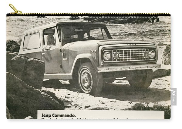 1972 Jeep Commando Carry-all Pouch