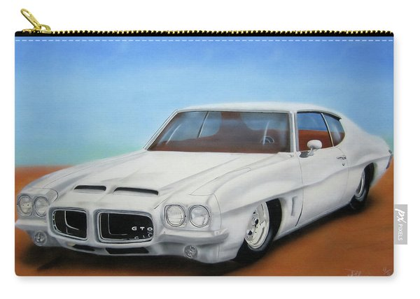 1972 Pontiac Gto Carry-all Pouch