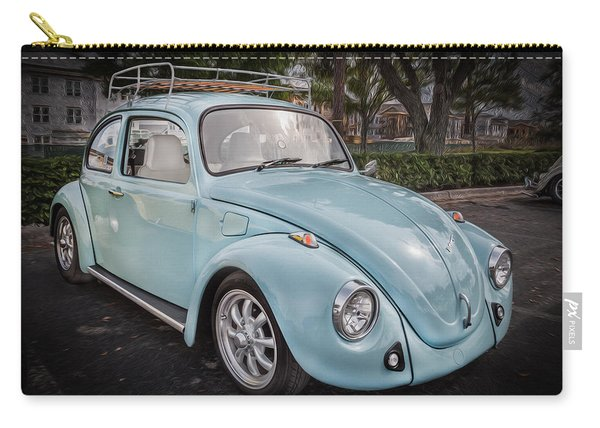 1974 Volkswagen Beetle Vw Bug Carry-all Pouch