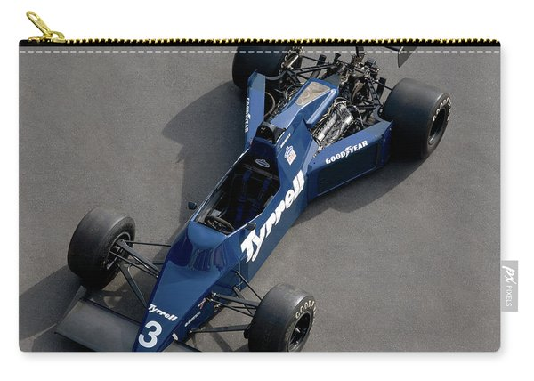 1985 Tyrrell-cosworth 012 3.0 Litre Carry-all Pouch