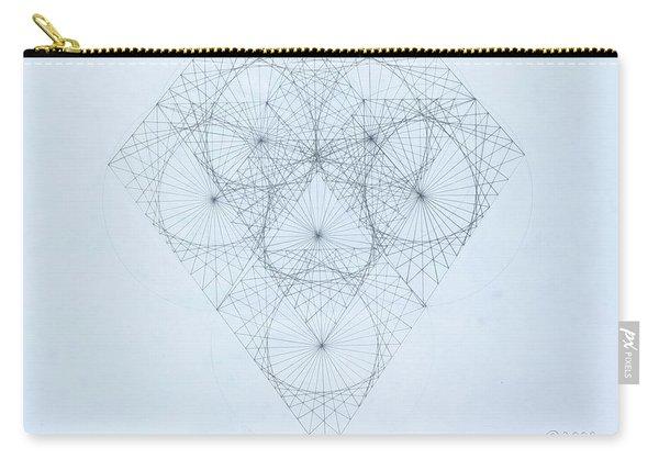 Diamond Quanta Carry-all Pouch