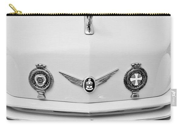 1937 Cord 812 Sc Convertible Phaeton Sedan Grille Emblems Carry-all Pouch