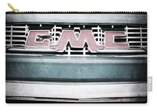 1956 Gmc 100 Deluxe Edition Pickup Truck Carry-all Pouch