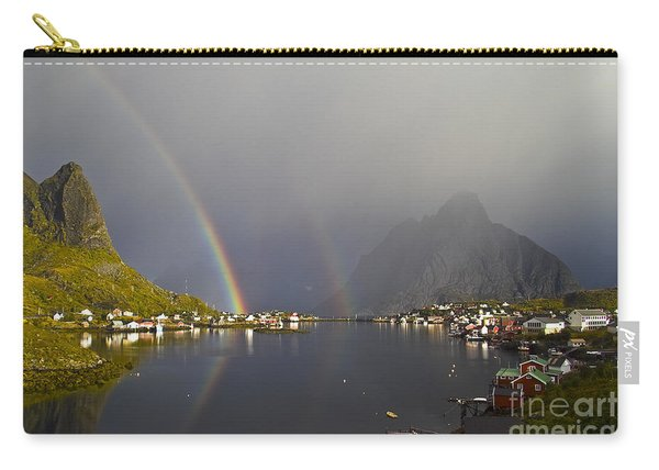 After The Rain In Reine Carry-all Pouch