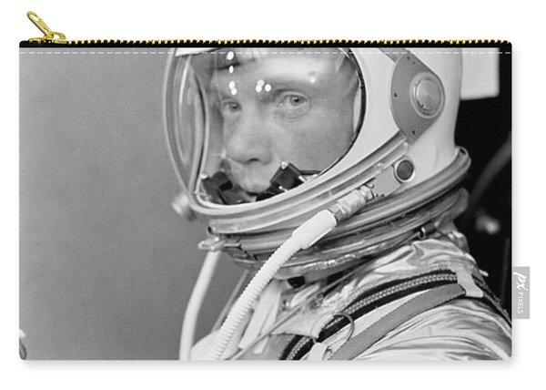 Astronaut John Glenn - Mercury Atlas 6 Carry-all Pouch