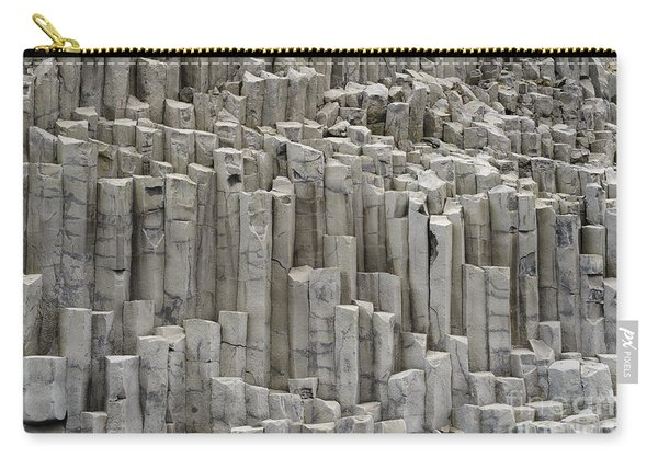 Basalt Columns, Iceland Carry-all Pouch