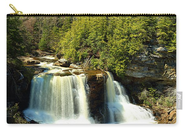 Blackwater Falls Carry-all Pouch