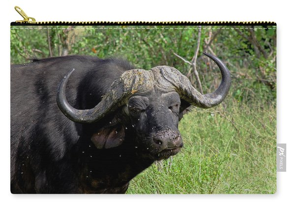 Cape Buffalo Carry-all Pouch