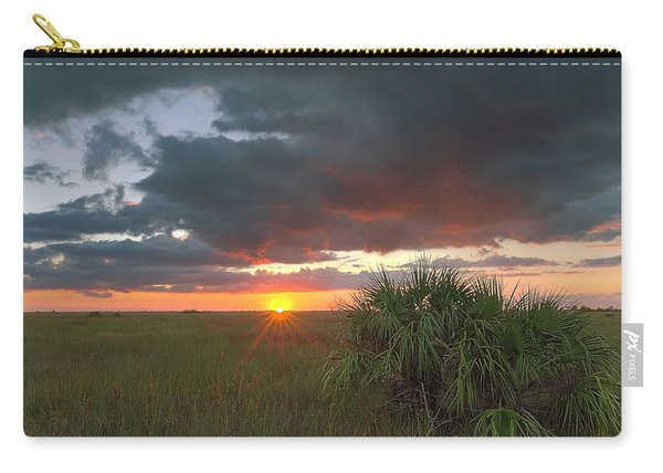 Chekili Sunset Carry-all Pouch