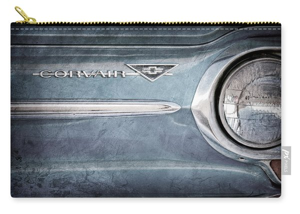 Chevrolet Corvair Emblem Carry-all Pouch