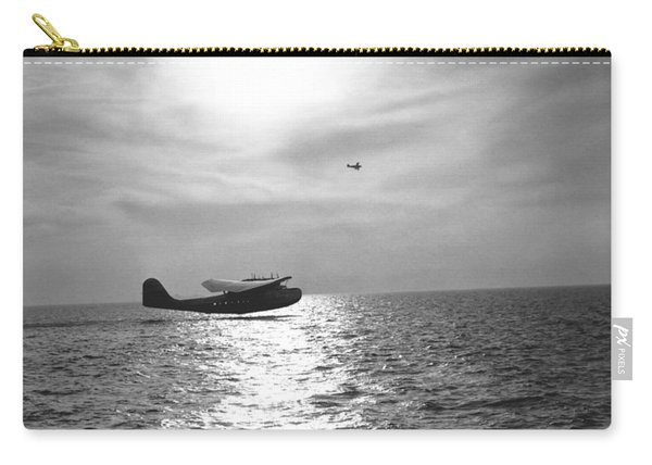China Clipper Seaplane Carry-all Pouch