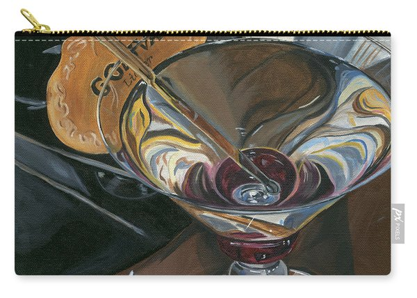 Chocolate Martini Carry-all Pouch