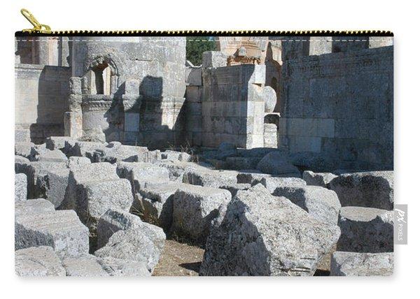 Church Of Saint Simeon, Syria Carry-all Pouch