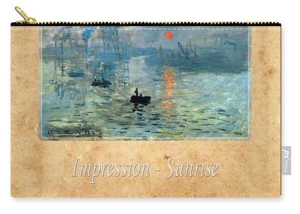 Claude Monet 2 Carry-all Pouch