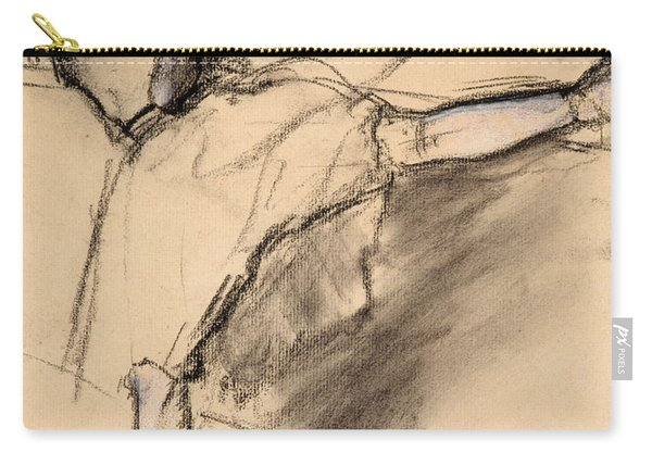 Dancer At The Bar Carry-all Pouch